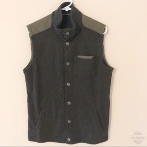 NWT Toad&Co Sidecar Vest Jeep